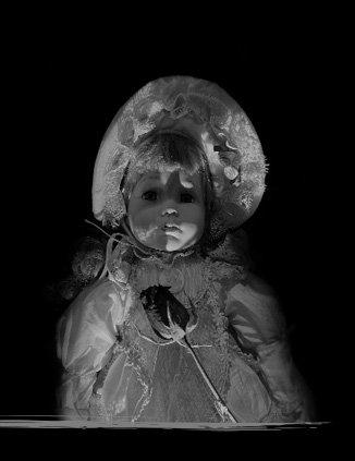 Harriet Jane Haunted Doll